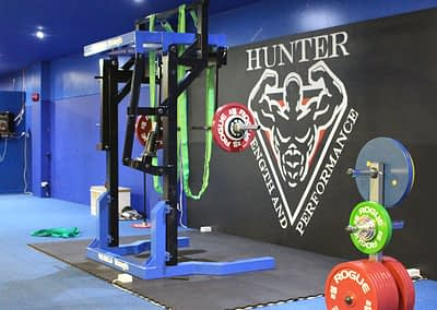 Events at Hunter Strength and Performance
