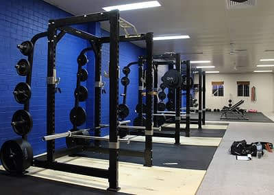 Hunter Strength and Performance Power Racks